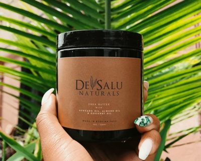 Doux Shea Butter w/ Hemp Seed Oil